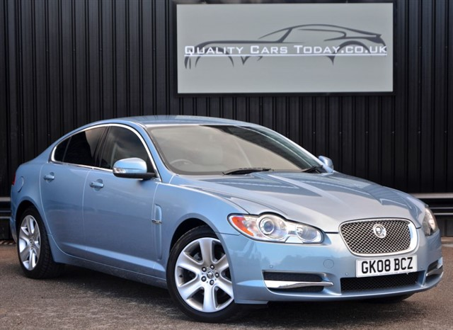 used Jaguar XF Premium Luxury Diesel *Massive Spec + Previously Supplied by Ourselves* in sheffield