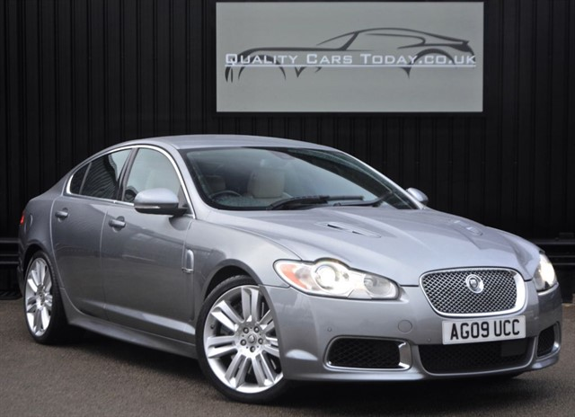 used Jaguar XF R 5.0 V8 Supercharged *Jag+1 Owner + Full Jag Main Dealer History* in sheffield