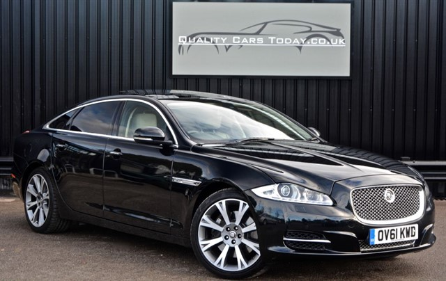 used Jaguar XJ L (LWB) 3.0D V6 Portfolio in sheffield