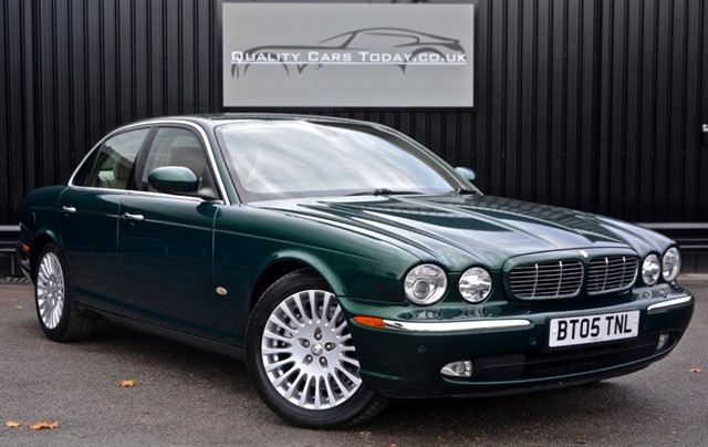 used Jaguar XJ 2.7 TDVI Sovereign Diesel *High Specification* in sheffield