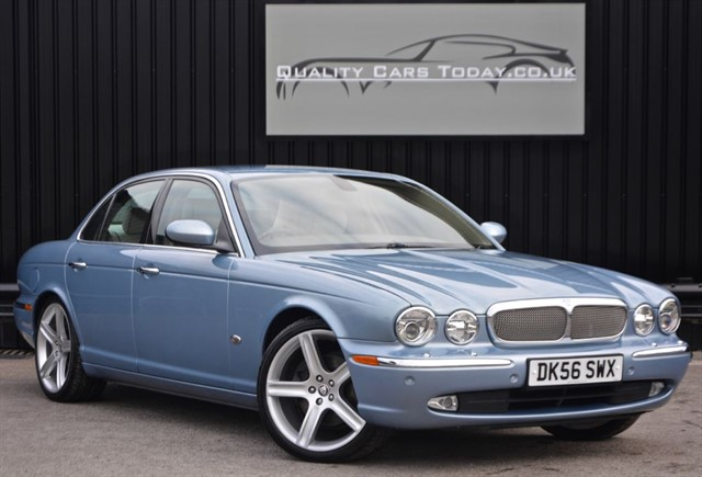 used Jaguar XJ 2.7 TDVI Diesel Sovereign *High Spec + Excellent Provenance* in sheffield