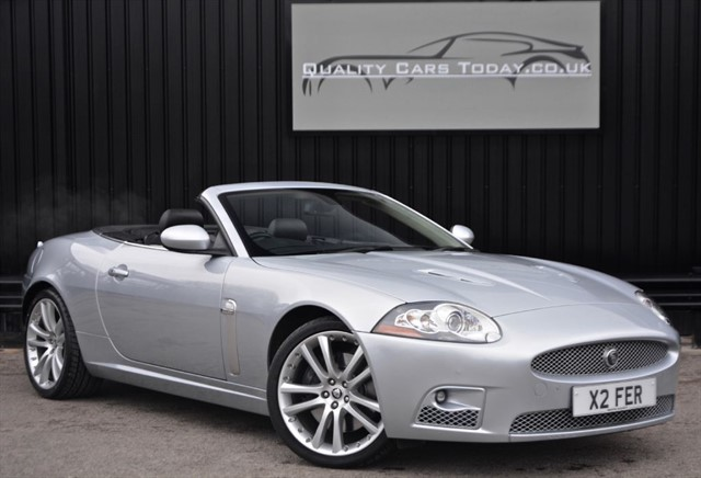 used Jaguar XK XKR 4.2 V8 Supercharged *Full Jaguar History* in sheffield