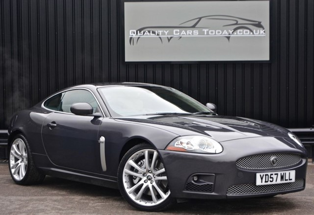 used Jaguar XK XKR 4.2 V8 Supercharged *1 Former Keeper + FJSH* in sheffield