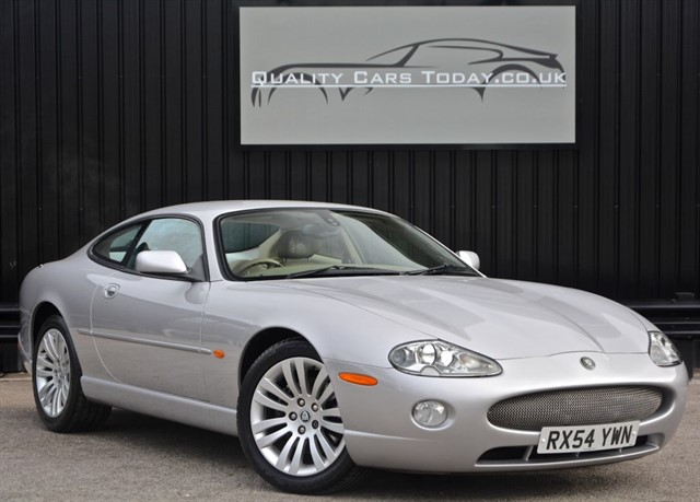 used Jaguar XK8 4.2 V8 Coupe *Exceptional Condition* in sheffield