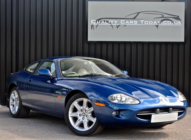 used Jaguar XK8 4.0 V8 Coupe *Just 65k Miles + Excellent Condition* in sheffield