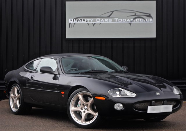 used Jaguar XKR 4.2 V8 Supercharged Coupe *2 Lady Owners + Special Car* in sheffield