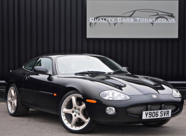 used Jaguar XKR 4.0 V8 Supercharged Coupe *Full History + Exceptional* in sheffield