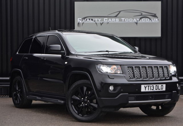 used Jeep Grand Cherokee 3.0 V6 CRD S-LIMITED *Massive Spec* in sheffield