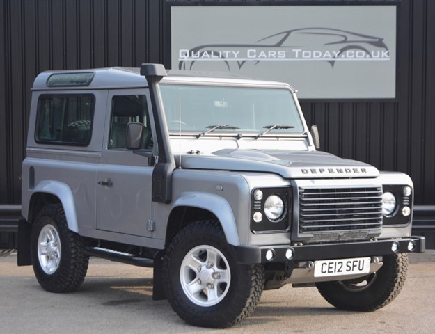 used Land Rover Defender 90 2.2 TD XS *Exceptional + NO VAT* in sheffield