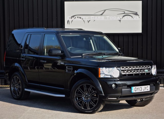 used Land Rover Discovery 4 3.0 SDV6 HSE *Full Land Rover Main Dealer History* in sheffield