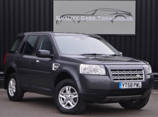 used Land Rover Freelander 2 TD4 2.2 S *Full Leather + 46k Miles + Full Service History in sheffield