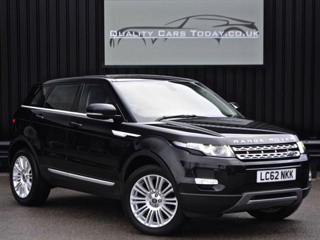 used Land Rover Range Rover Evoque 2.2 ED4 Prestige 5dr *Full LR Main Dealer History + VAT Q* in sheffield
