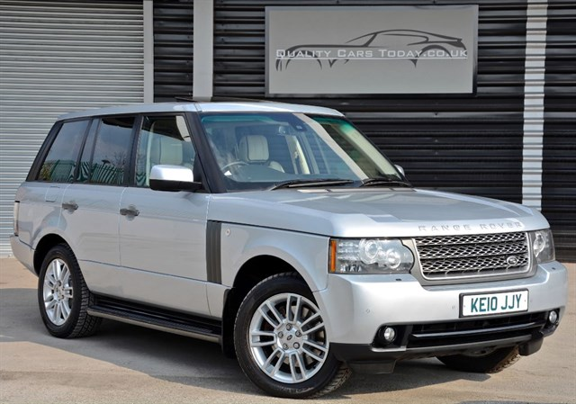 used Land Rover Range Rover TDV8 VOGUE in sheffield