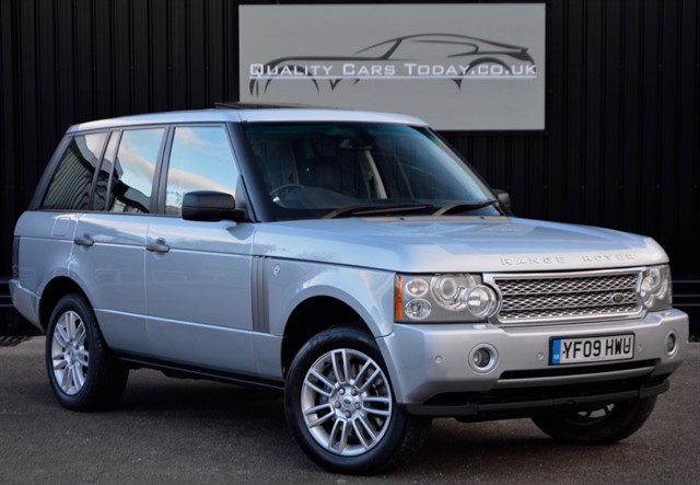 used Land Rover Range Rover 3.6 TDV8 Vogue *Full Service History+6mnth Warranty etc* in sheffield