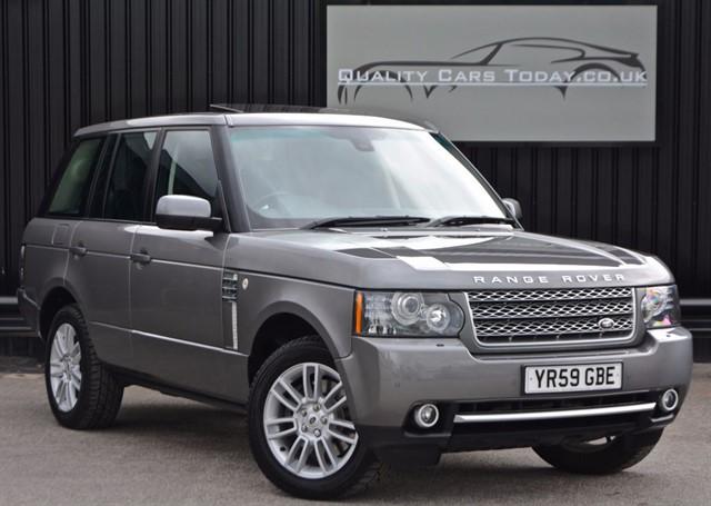 used Land Rover Range Rover 3.6 TDV8 VOGUE 'Facelift' + Full LR Main Dealer History in sheffield