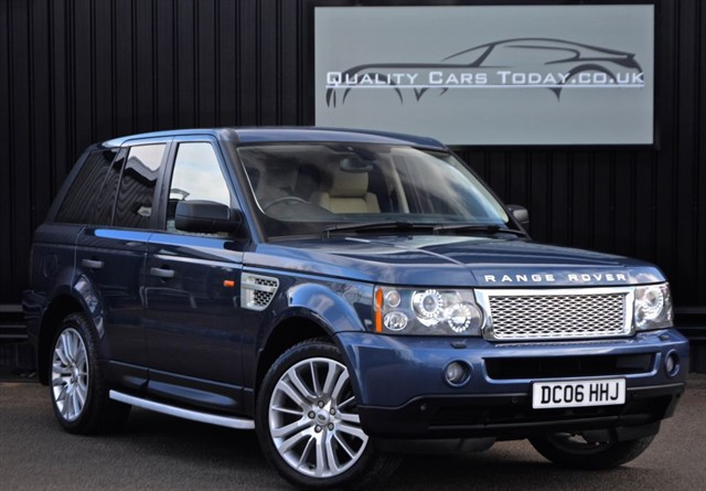 used Land Rover Range Rover Sport 2.7 TDV6 SE * HSE Wheels + High Spec + Full History* in sheffield