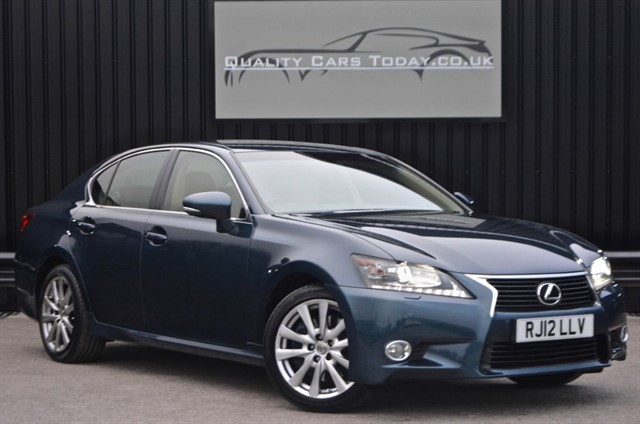 used Lexus GS 250 Luxury 2.5 V6 *Full Lexus History + High Specification* in sheffield