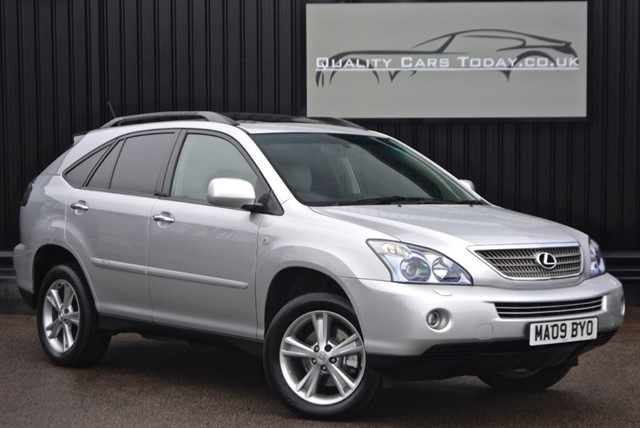 used Lexus RX 400h Hybrid Limited Edition Executive *Massive Spec + Full History* in sheffield
