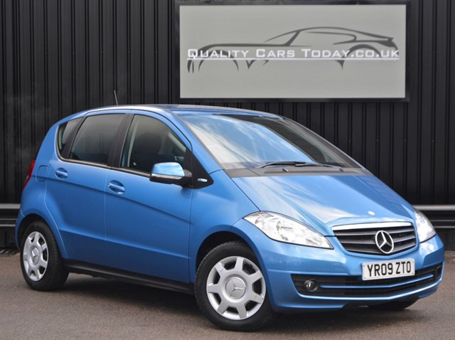 used Mercedes A150 BlueEf Classic SE *Full Service History* in sheffield