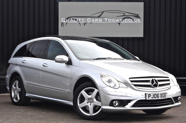 used Mercedes R500 Sport 4Matic *1 Former Keeper + Full Main Dealer History + Massive Spec* in sheffield