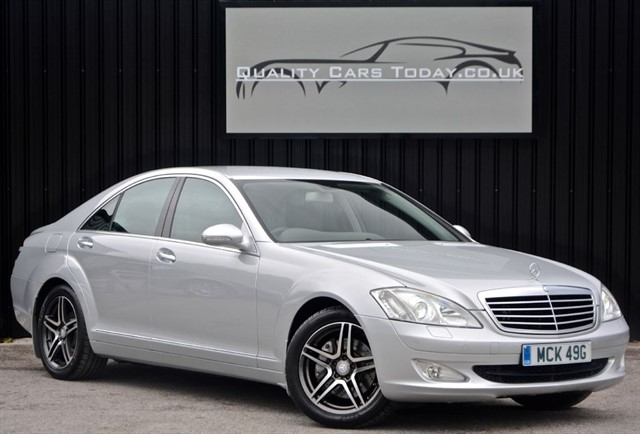 used Mercedes S320 3.0 V6 CDI Diesel *Full Service History* in sheffield