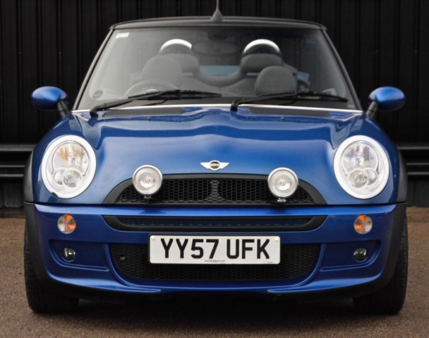 used MINI Convertible 1.6 Cooper CHILI Pack + Heated Seats + High Spec in sheffield