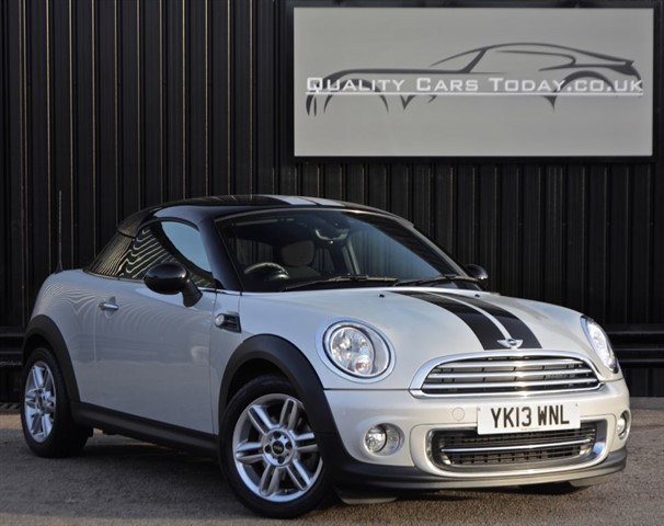 used MINI Coupe 1.6 Cooper *CHILI Pack + 1 Lady Owner* in sheffield