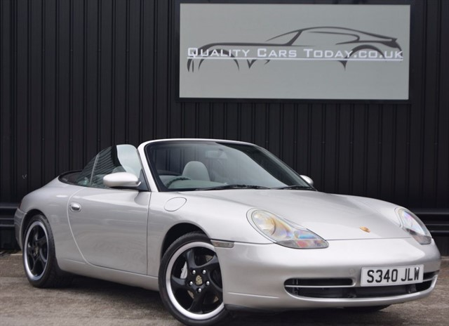 used Porsche 911 Carrera 4 Manual Convertible *Full History + Exceptional Condition* in sheffield