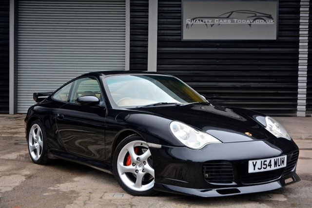 used Porsche 911 3.6 Carrera 4S Tip *Aerokit+Massive Spec* in sheffield