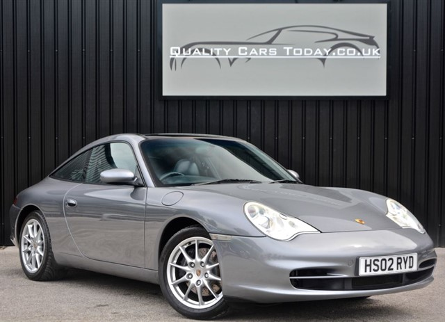 used Porsche 911 ( 996 ) 3.6 Targa Tiptronic  S *High Spec + Good Service History* in sheffield
