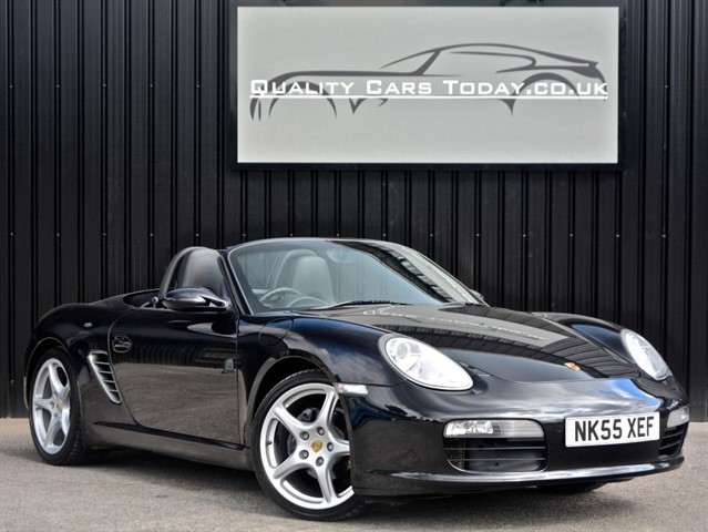 used Porsche Boxster (987) 2.7 Manual *Sports Heated Seats+BOSE+Full History* in sheffield
