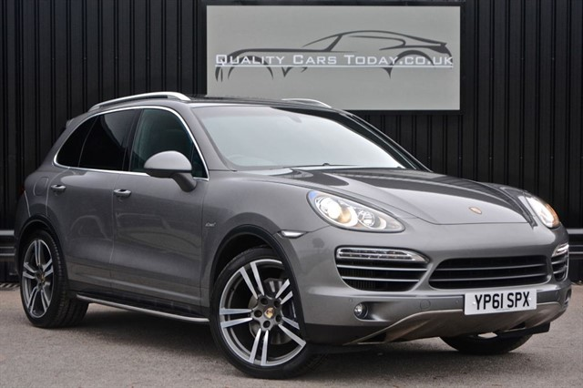 used Porsche Cayenne D 3.0 V6 Tiptronic S *Full Porsche History + Massive Spec £16k+ Options* in sheffield
