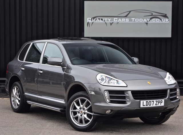 used Porsche Cayenne TIPTRONIC S in sheffield
