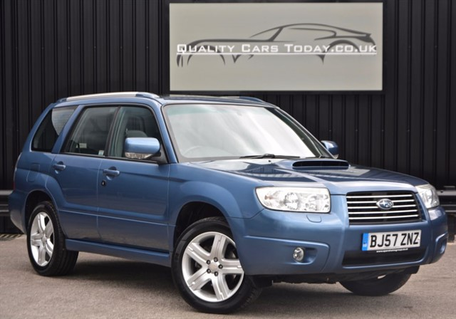 used Subaru Forester 2.5 XTEN Automatic AWD *Top Spec + Full History* in sheffield