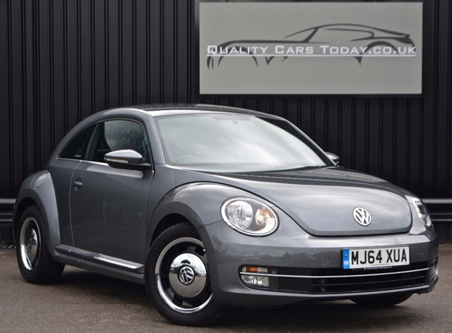 used VW Beetle 1.2 TSI DESIGN *1 Owner + Full VW Main Dealer History + VW Warranty* in sheffield