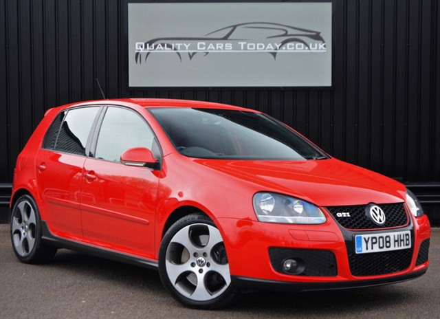 used VW Golf 2.0 GTI DSG Auto *Fully Documented History* in sheffield