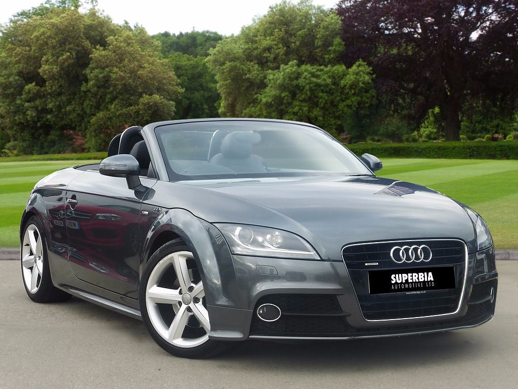 used daytona grey audi tt for sale essex. Black Bedroom Furniture Sets. Home Design Ideas