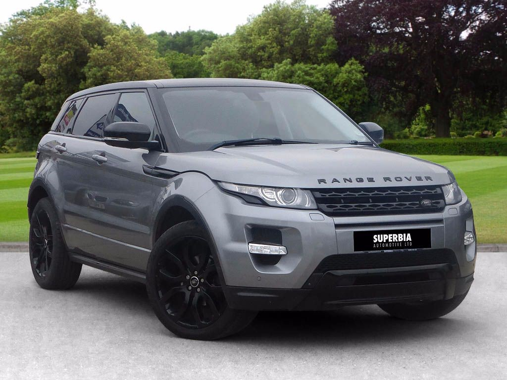 used grey land rover range rover evoque for sale essex. Black Bedroom Furniture Sets. Home Design Ideas