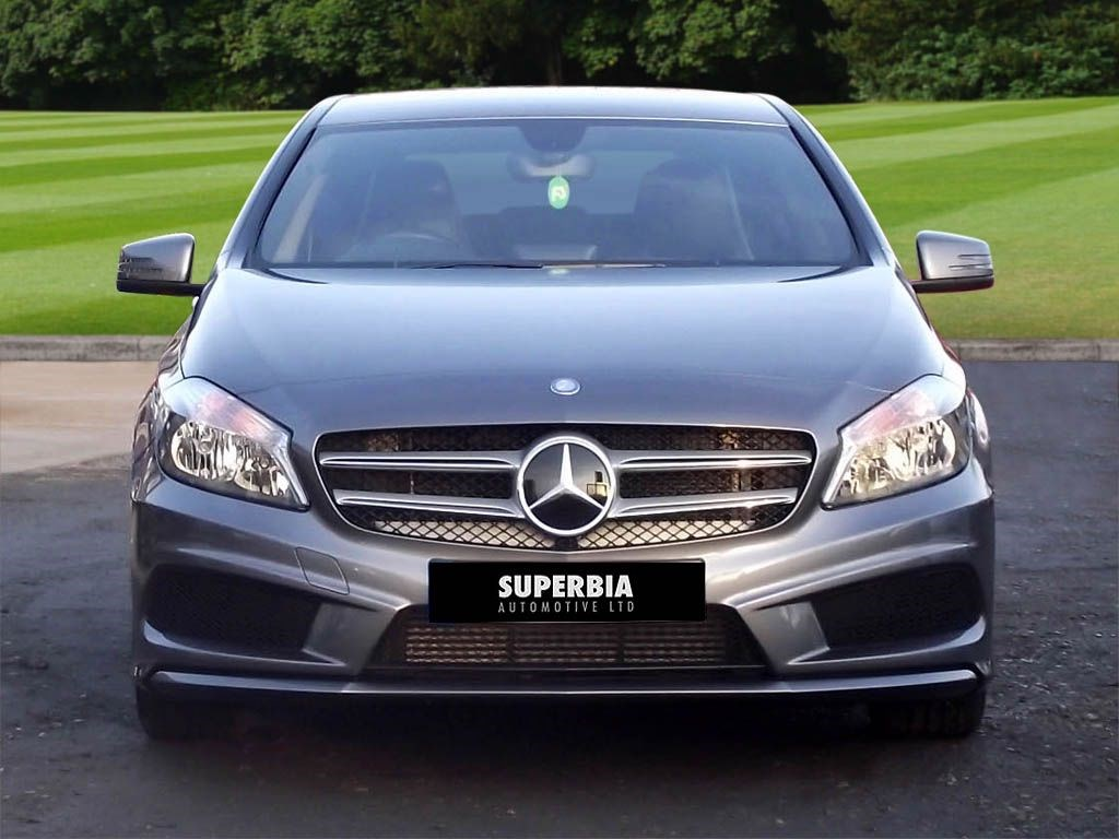 mercedes benz a180 cdi blueefficiency amg sport for sale. Black Bedroom Furniture Sets. Home Design Ideas