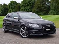 Used Audi S3 2.0TFSI QUATTRO BLACK EDITION S-TRONIC
