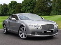 Used Bentley Continental GT Ultra Low Miles, FBSH