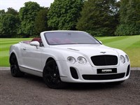 Used Bentley Continental GTC Super Sport Conversion