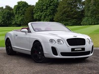 Used Bentley Continental GTC SUPERSPORT CONVERSION