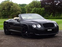 Used Bentley Continental GTC Supersport Conversion!