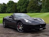 Used Ferrari California 2+2, MAGNERIDE, CARBON