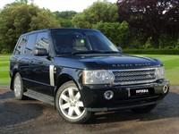Used Land Rover Range Rover V8 VOGUE SE, REAR ENT, SUNROOF