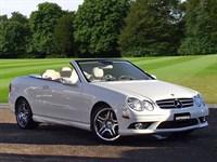 Used Mercedes CLK55 AMG CLK550 AMG SPORT, 7G-TRONIC, OWNED BY MICHAEL FLATLEY