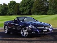 Used Mercedes SL500 SL SL500