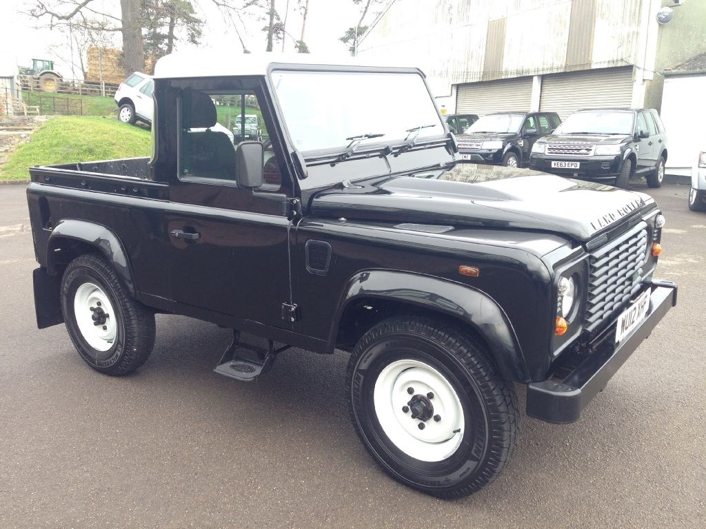 Used Land Rover Defender 90 Td Pick Up For Sale In