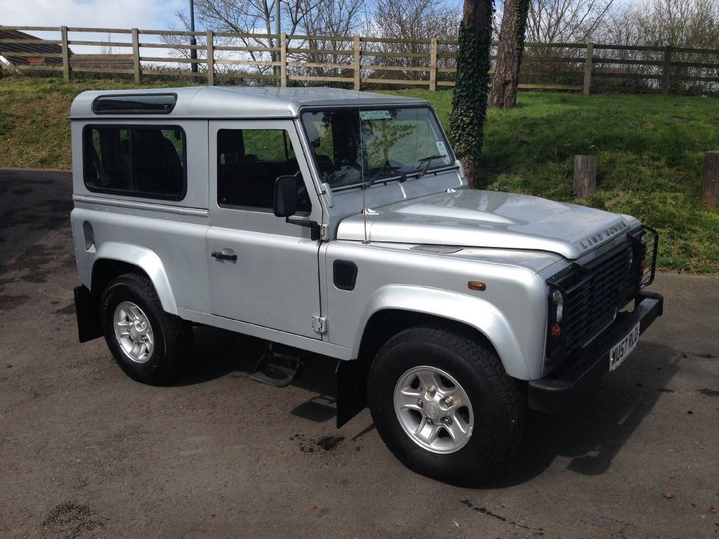 Used Land Rover Defender >> Object moved